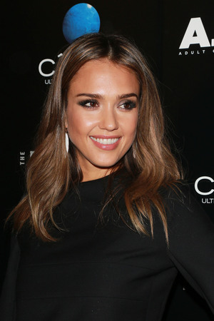 """""""A.C.O.D."""" - Los Angeles Premiere Held at the Landmark Theater Jessica Alba - 27.9.2013"""