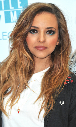 Jade Thirlwall Little Mix make-up launch for Collection at The May Fair hotel, London, 24 September