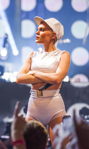 Jessie J performs at the iTunes festival on Sunday 22 September 2013