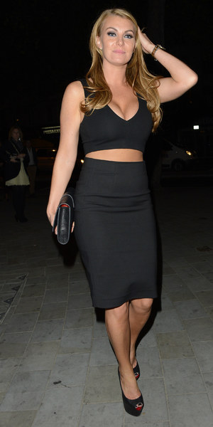 Billi Mucklow attends Cara Kilbey's birthday party at STK, Sept 28 2013
