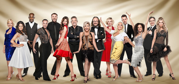 Strictly Come Dancing, full celeb line up 2013