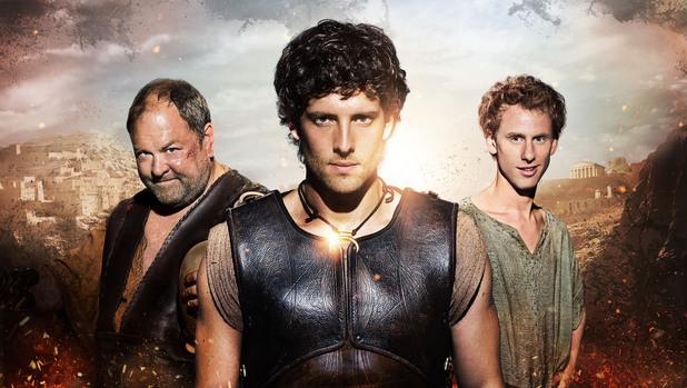 Atlantis, Jack Donnelly, Mark Addy, Robert Emms, Sat 28 sep