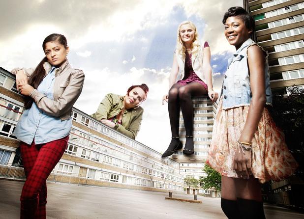 Some Girls, Saz, Holli, Amber, Viva, Mon 30 Sep