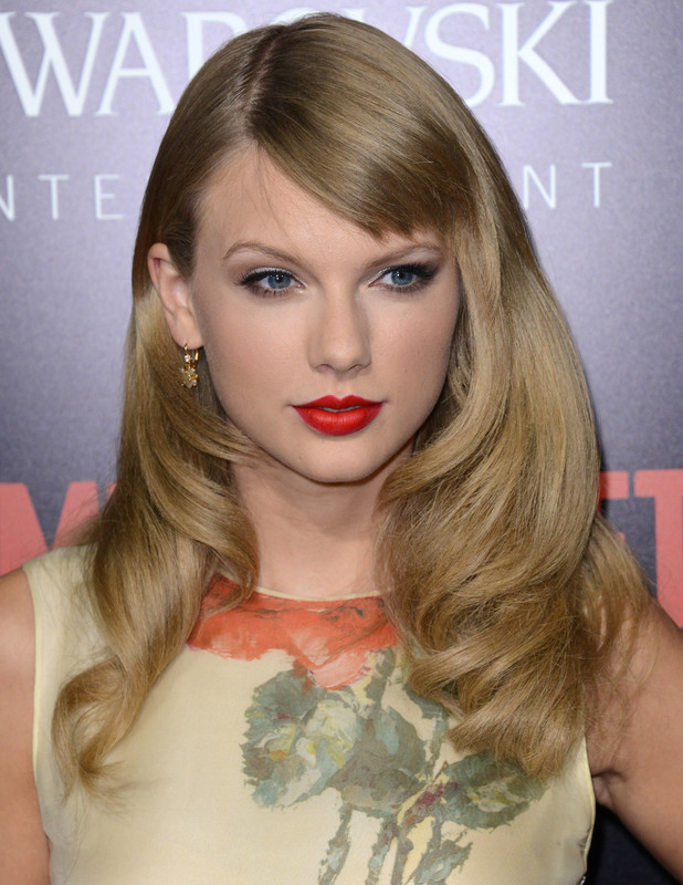Taylor Swift at the Romeo and Juliet premiere in LA, 24 September
