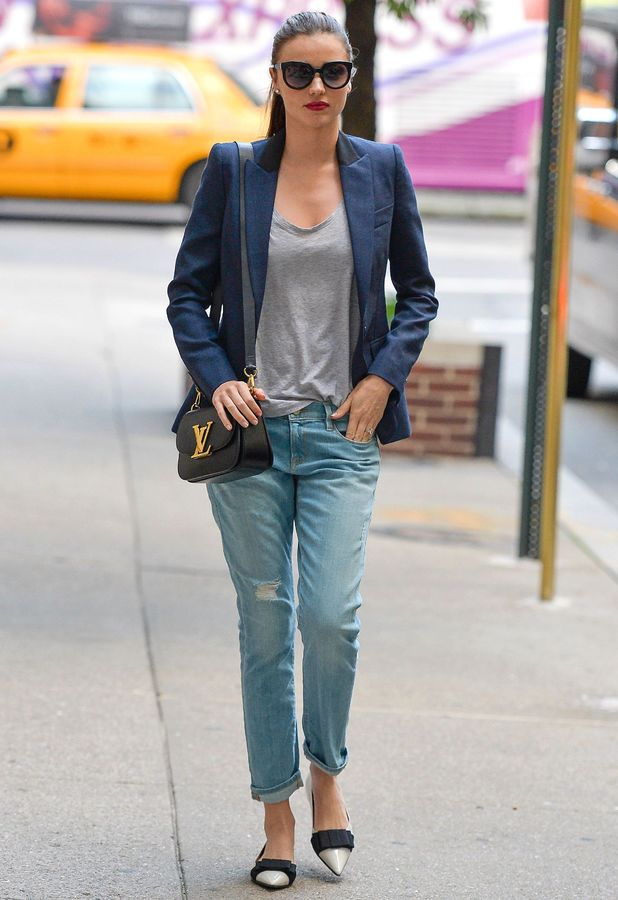Miranda Kerr out and about, New York, America - 26 Sep 2013