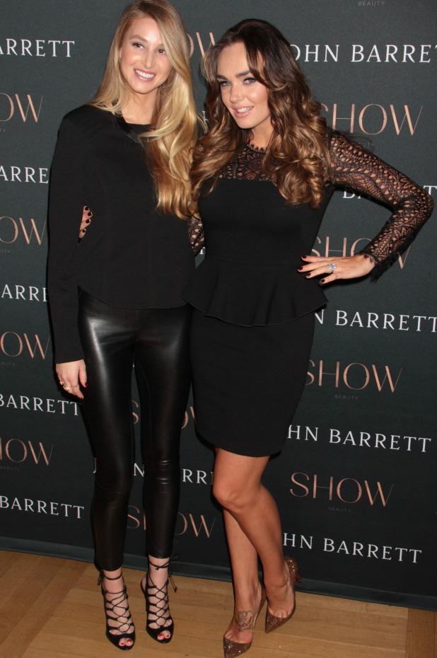 The SHOW Beauty launch at the John Barrett Salon at Bergdorf Goodman, New York, America - 23 Sep 2013 Whitney Port, Tamara Ecclestone