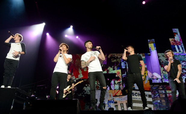 'One Direction' in concert in Adelaide, Australia - 23 Sep 2013