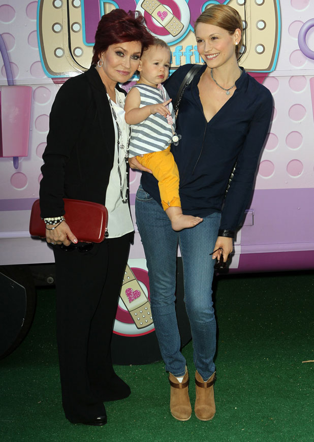 Lisa, Sharon and Pearl Osbourne at Disney Junior is bringing the role-modeling messages of its acclaimed animated series