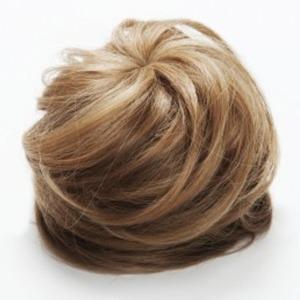Hair Rehab Clip-on Bun in Auburn