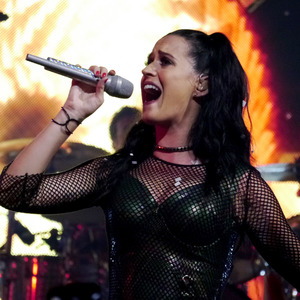 iTunes Festival Caption:Katy Perry performing on stage during the iTunes Festival held at the Roundhouse in Camden Credit :WENN.com