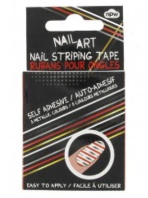 Nail Art Striping Tape in Disco, Girls with Attitde
