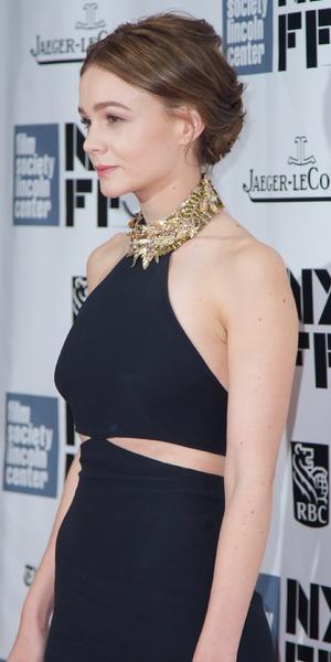 Carey Mulligan - Inside Llewyn Davis' film premiere, New York Film Festival, America - 28 Sep 2013
