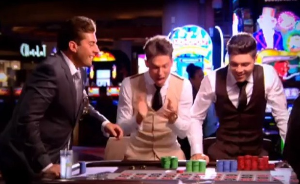 The Only Way Is Vegas TOWIE preview trailer - 4 October 2013