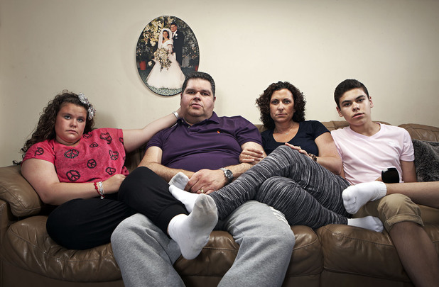 Gogglebox, The Tappers, Wed 2 Oct