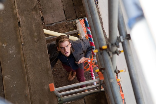 Hollyoaks, can Doug save Leah?, Wed 2 Oct