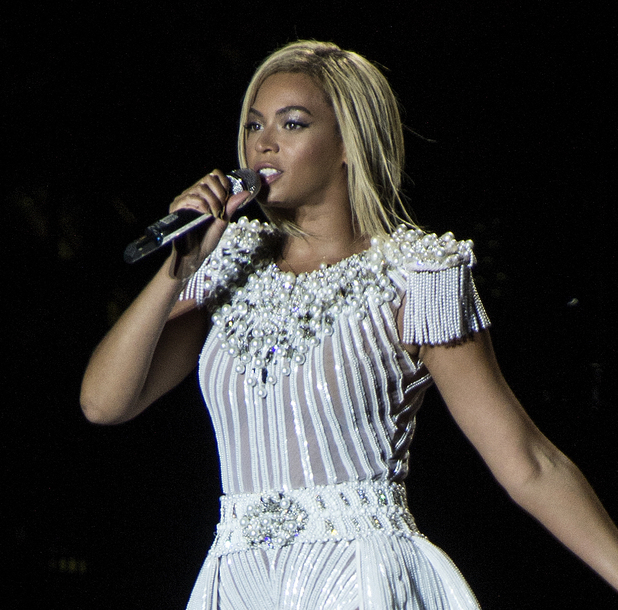 Beyonce Knowles, V Festival 2013 held at Highlands Park Performances - Day One, 17 August 2013
