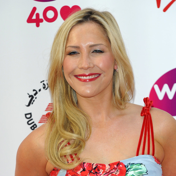 Heidi Range, Pre-Wimbledon Party held at Kensington Roof Gardens, 21 June 2013