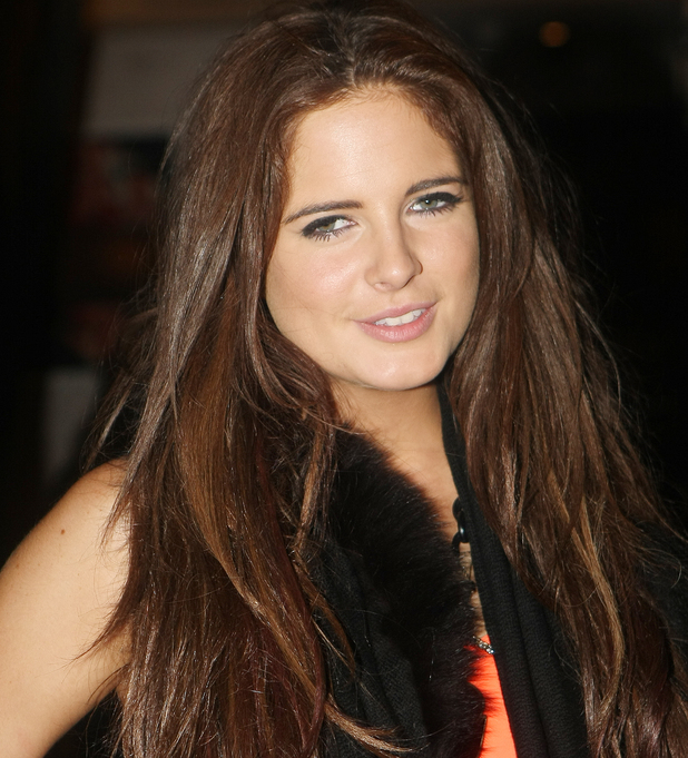Binky Felstead, Made In Chelsea Reality TV star, Spencer Matthews Book Launch Party 'Confessions Of A Chelsea Boy', 25 September 2013