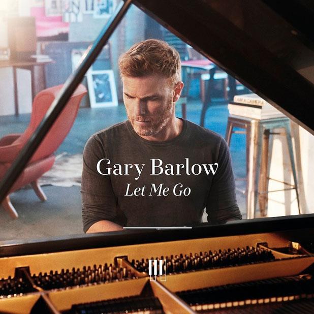 Gary Barlow's artwork for Let You Go. 2013