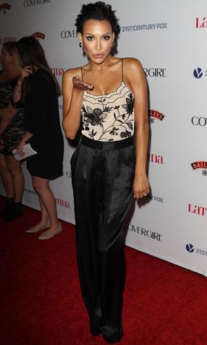 "Naya Rivera, Latina Magazine's Hot List"" Party Held at The Redbury Hotel, 3 October 2013"