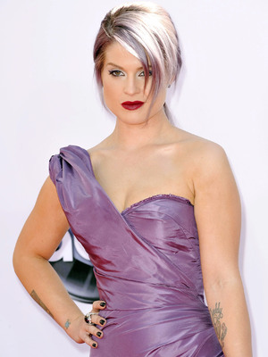 Kelly Osbourne 64th Annual Primetime Emmy Awards, held at Nokia Theatre L.A. Live - Arrivals Los Angeles, California - 23.09.12