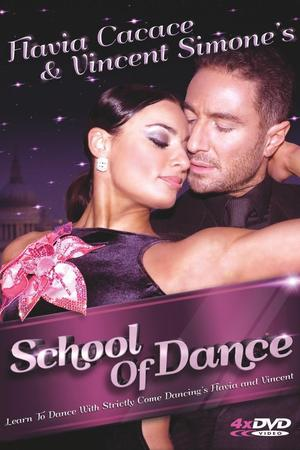 Flavia Cacace and Vincent Simone promo shot