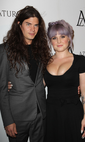 The Black Diamond Affair Held at Sunset Tower Hotel Matthew Mosshart, Kelly Osbourne Credit :FayesVision/WENN.com Date Created : 10/09/2013 Location : West Hollywood, United States
