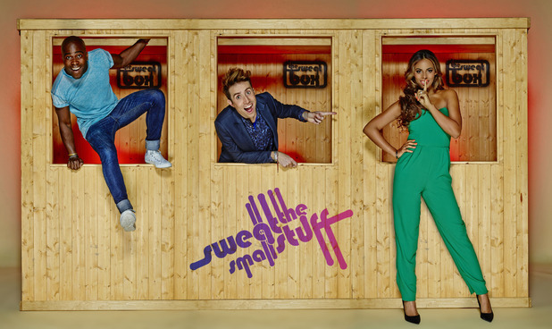Sweat The Small Stuff - Rochelle Humes, Nick Grimshaw, Melvin O'Doom