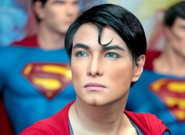 Herbert has had 19 ops to look like Superman