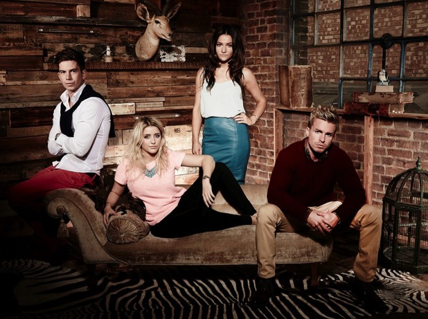Made In Chelsea (MIC) - new cast members - Belle, Tiffany, Freddie and Miffy
