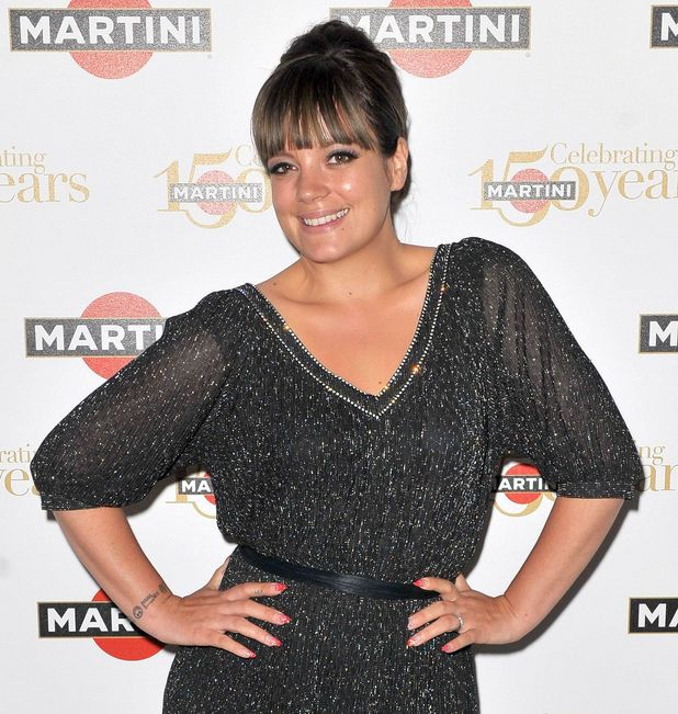 Lily Cooper (Allen), Martini celebrates 150 years of Italian Style at their glittering anniversary gala party, Lake Como, Italy - 19 Sep 2013