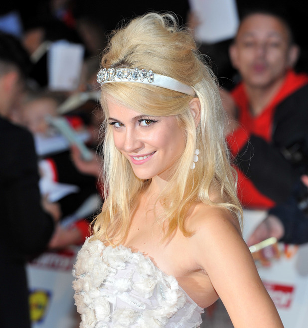 Pixie Lott, Pride of Britain Awards held at the Grosvenor House - Arrivals, 7 October