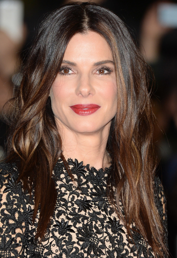 """Sandra Bullock - The premiere of """"Gravity"""" at London Film Festival at Odeon, Leicester Square - 10 October 2013"""