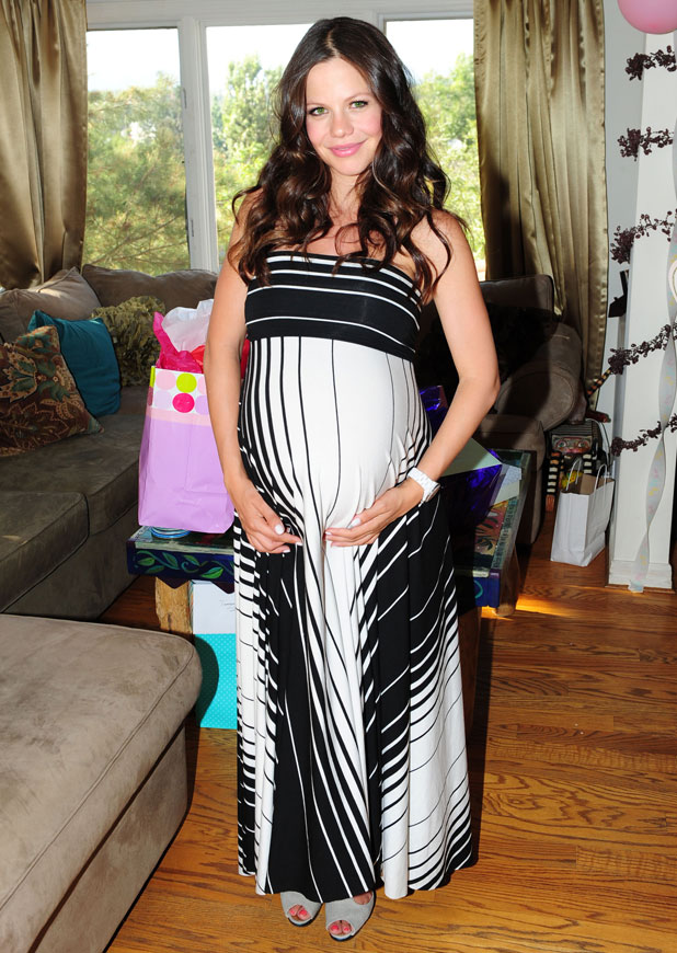 Baby Shower for Tammin Sursok, Los Angeles, America - 28 Sep 2013
