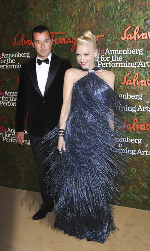 Opening Night Gala of the Wallis Annenberg Center for the Performing Arts - Beverly Hills - 17.10.2013 Gavin Rossdale, Gwen Stefani