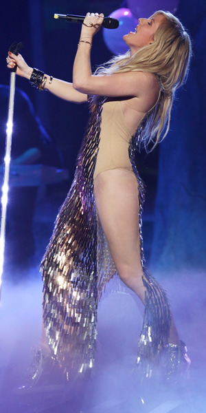 Ellie Goulding - 'The X Factor' TV show, London, Britain - 13 Oct 2013
