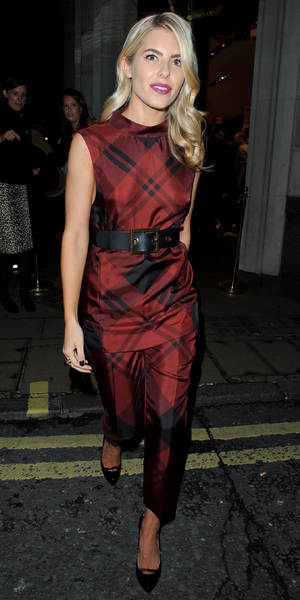 Mollie King - Gucci dinner and event at the Old Bond Street store in London, 16 October 2013