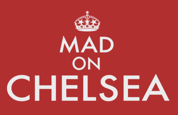 Made In Chelsea's spin-off online show, Mad On Chelsea logo