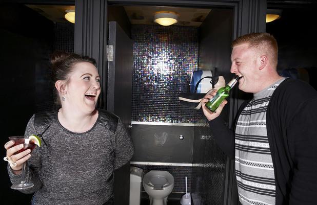 Up All Night: The Nightclub Toilet, C4, Thu 17 OCt
