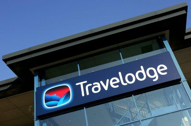 Travelodge logo Feb 2006
