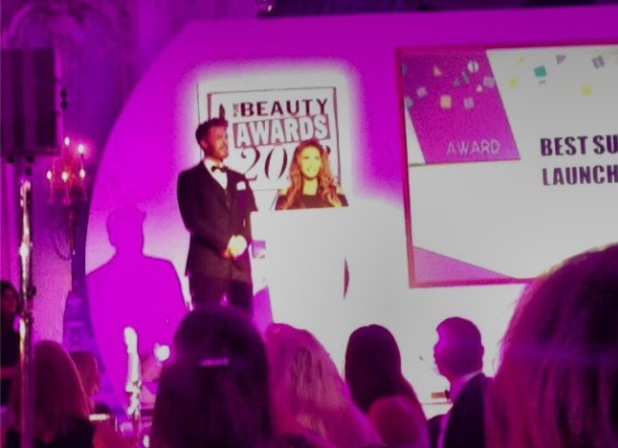 Lauren Goodger attends Pure Beauty Awards in London - 17.10.2013