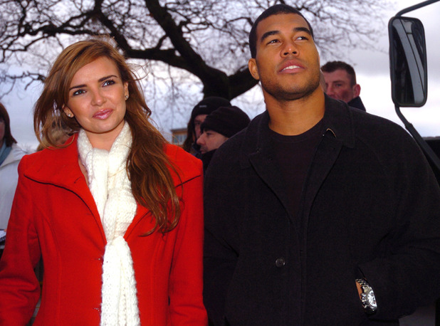 Nadine Coyle and Jason Bell help to break Guinness World Record Tree planting attempt in Derry Londonderry, Northern Ireland - 05.12.09