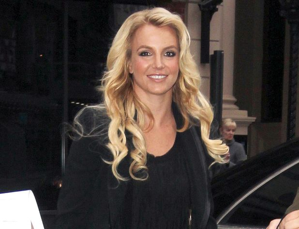 Britney Spears out and about in London, Britain - 14 Oct 2013 Britney Spears 14 Oct 2013
