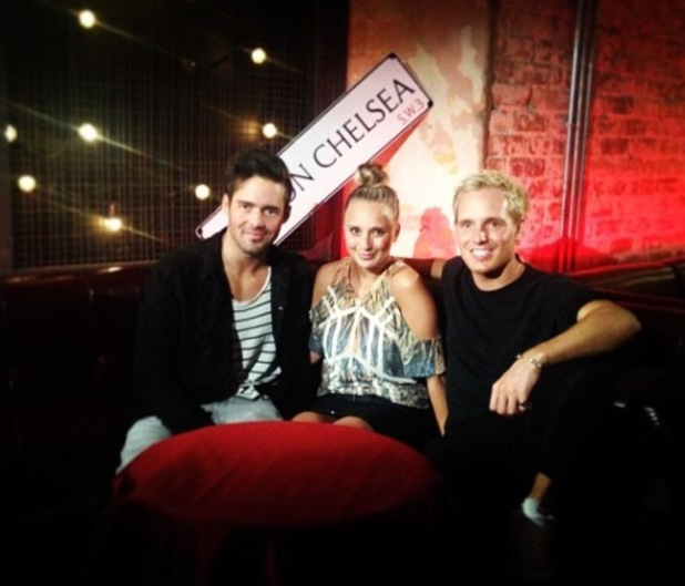 Spencer Matthews and Jamie Laing appear on new online spin-off show, Mad On Chelsea