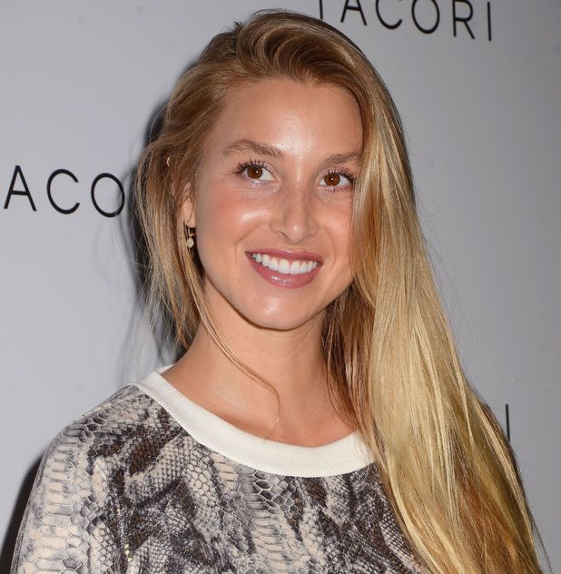Whitney Port, Tacori's Annual Club Tacori 2013 Event held at Greystone Manor - Arrivals, 8 October 2013
