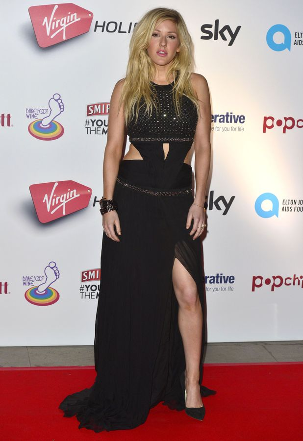 Ellie Goulding - Attitude Magazine Awards, London, Britain - 15 Oct 2013