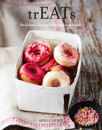 trEATs by April Carter book cover