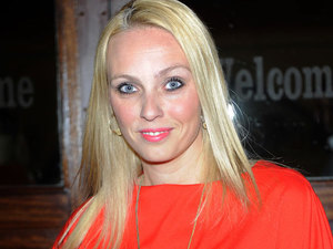 'Blind Date' press night held at the Charing Cross Theatre - Arrivals, Camilla Dallerup, 2013