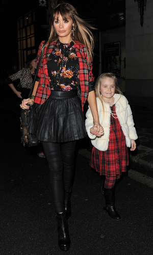 Chloe Sims - Claire's Halloween Party at Sketch - 22 October 2013