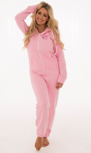 Nicola McLean unveils her own onesie collection with Miia Boutique - 24 October 2013